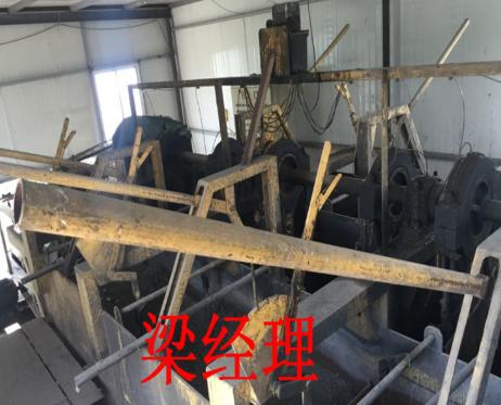 二手洗煤厂 停产洗煤厂 洗煤设备 跳汰机 跳汰洗煤机 选煤设备