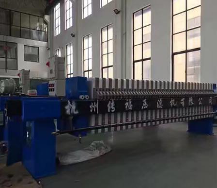 压滤机生产厂家直销各型液压压滤机 隔膜压滤机 自动拉板板框压滤