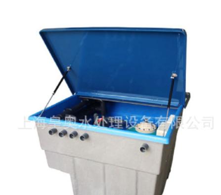 游泳池循环过滤设备地埋式一体机 一体式地埋机水处理过滤器沙缸