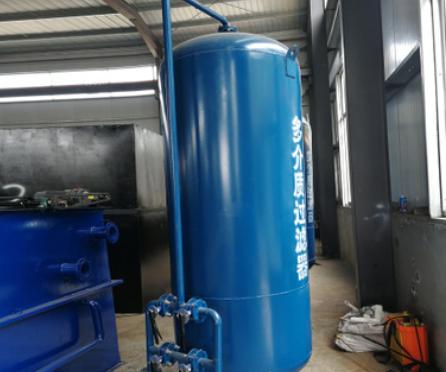 多介质过滤器 活性炭过滤器 软化水设备 预处理设备