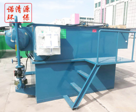 气浮机污水处理设备 一体化污水处理设备 工业洗涤小型污水处理