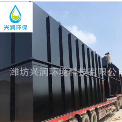 地埋式污水处理成套设备 生活污水处理设备 小型污水处理设备