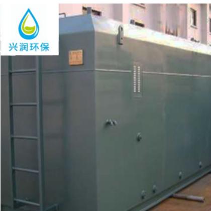 大型鱼池污水循环处理设备 海产品打工处污水废水成套处理