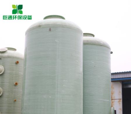 专业批发 玻璃钢脱硫塔 脱硫除尘器 玻璃钢活性炭吸附器 质量保证