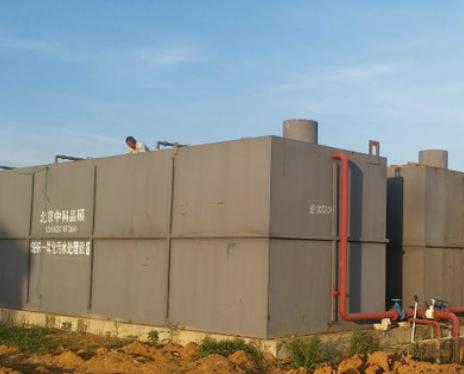 铁路车站污水处理 SBR污水处理设备(BD/DAT-IAT工艺)