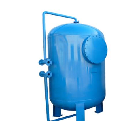 供应 机械反洗纤维球过滤器 纤维束过滤器 多介质井水过滤器