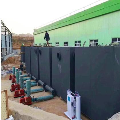 厂家直销 养殖污水处理一体化气浮机 禽畜养殖污水处理设备