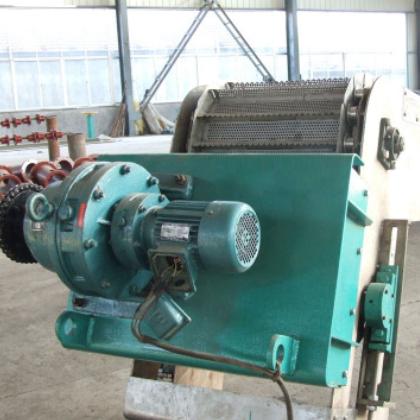 厂家定制格栅除污机 优惠污水处理回转式格栅机 直销污水格栅机