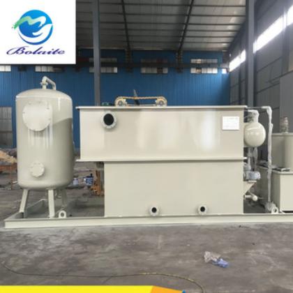 一体化容器过滤装置 气浮过滤一体机洗鱼污水处理设备厂家定制