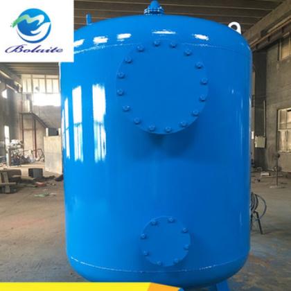 不锈钢机械过滤器 工业地下水处理厂家直销高效多介质过滤器