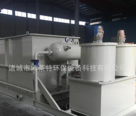 污水二级气浮过滤装置 溶气气浮机污水处理设备 大型环保设备