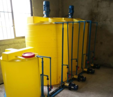 计量泵PH在线检测单桶双桶双泵 全自动一体化自动加药装置定制
