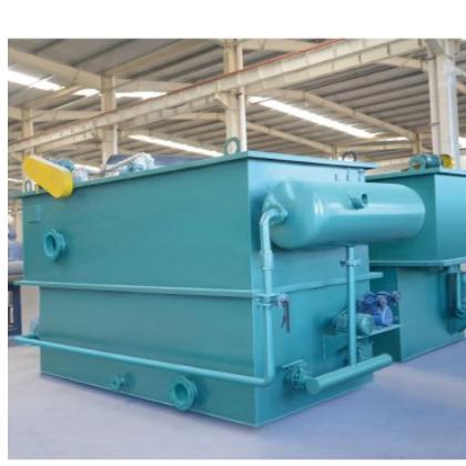 医院污水处理设备 乡镇卫生院牙科门诊污水处理设备气浮机 定制