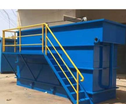 小型气浮机污水处理设备 溶气气浮机 养殖工业印染污水处理设备