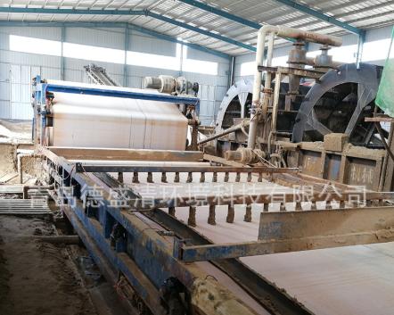 打桩污水污泥处理 带式压滤机 洗沙泥浆水处理 厂家生产