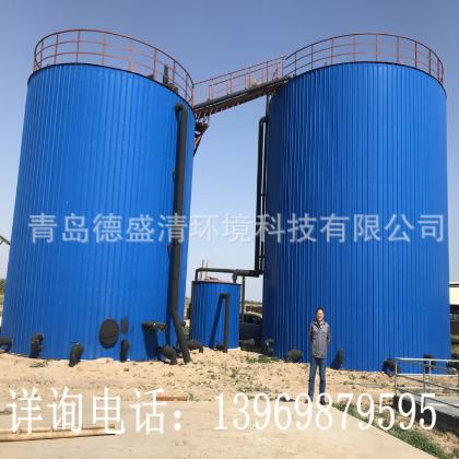 厌氧罐 UASB IC EGSB厌氧反应器 厂家生产总包设计