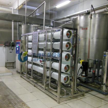 厂家直销小型纯净水设备 1吨反渗透纯净水水处理设备 售后完善