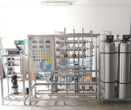 0.5吨纯化水系统 反渗透水处理设备 厂家直销 售后完善