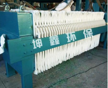 板块压滤机 立式污泥压滤机 污泥脱水压滤一体机