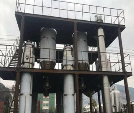 供应二手降膜蒸发器 二手钛材质蒸发器 蒸发化工设备价格