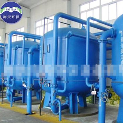 多介质过滤器 工厂污水用砂碳罐厂印染水处理多介质过滤器