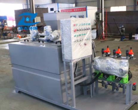 自动加药装置 全自动一体化加药搅拌设备 石油化工水处理设备