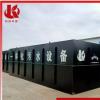 日处理350吨学校生活污水处理设备 小区别墅公路地埋式一体化设备