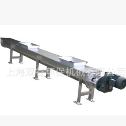 【厂家直销】无轴螺旋输送机 污水处理成套设备