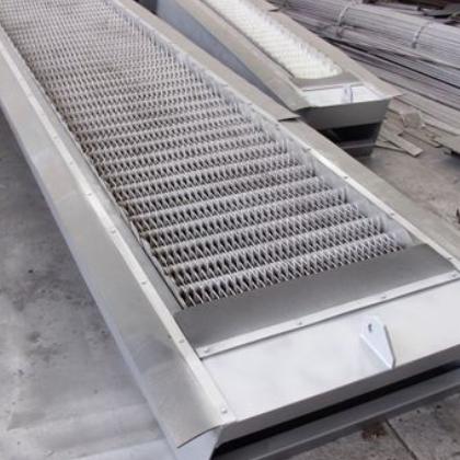 厂家直销机械格栅除污机污水处理回转式除污机耙齿机械格栅水处理