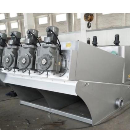 厂家直销叠螺机 叠螺脱水一体机 叠螺污泥处理机水处理设备