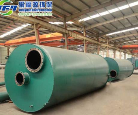 厂家直销 锰铁吸附过滤设备 全自动无动力过滤器 机械过滤设备