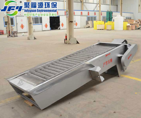 厂家定制 格栅除污机 不锈钢机械格栅机 机械格栅 源头厂家