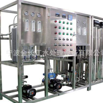 0.5吨RO反渗透EDI高纯水制取设备不锈钢全自动去离子水超纯水设备