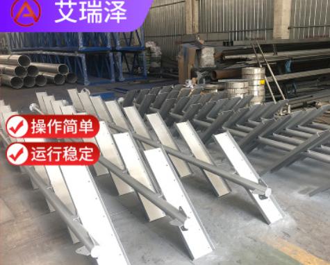 可定制全桥式中心传动刮吸泥机 厂家直销垂挂悬吊式污泥处理设备