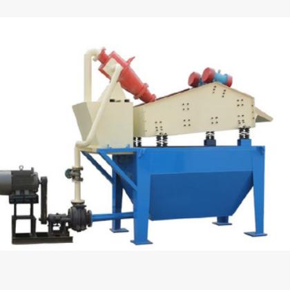 现货直销大型轮斗式洗沙机设备 细沙回收机 叶轮式洗砂机 生产线