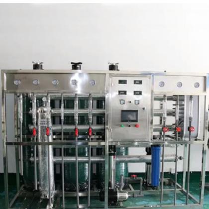 广西南宁玻璃制造用去离子高纯水设备 RO反渗透设备 净水先生供应
