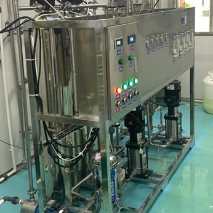 供电子行业清洗器械 单双级反渗透设备 全自动高纯设备 可定制
