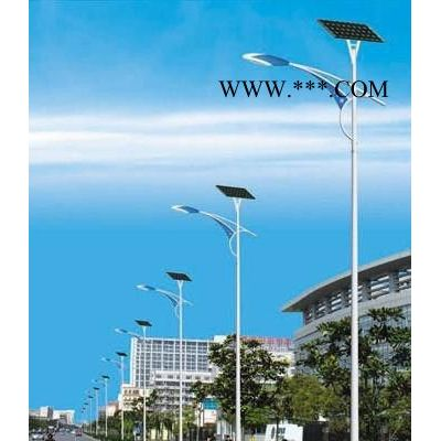 LED太阳能路灯  广东太阳能道路灯 户外太阳能路灯