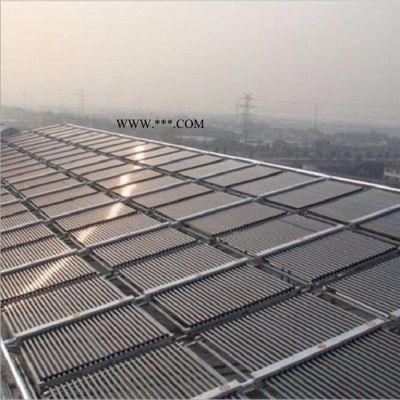 太阳能热水工程联箱 太阳能集热器 供热取暖联箱系统太阳能采暖供暖