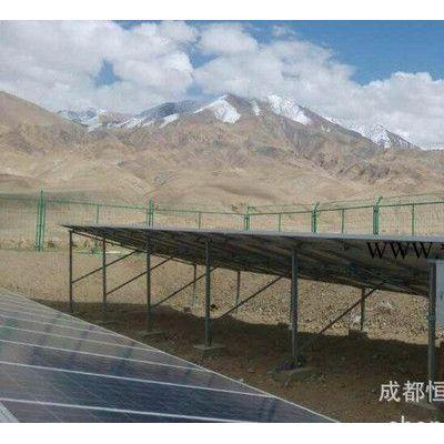 20KW太阳能光伏扬水系统 太阳能提灌系统 无人值守 灌溉系统 太阳能提灌站