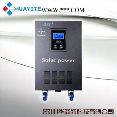 供应成都太阳能风能控制逆变一体机 48V太阳能逆变器 纯正弦波逆变器