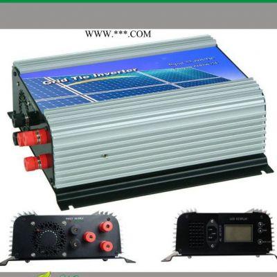 风能并网逆变器10.5-30V输入, 500W,液晶屏显示,