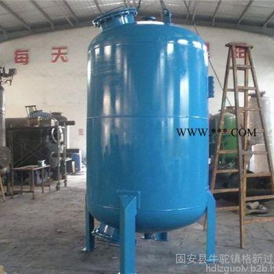 造纸废水处理过滤器型号  造纸废水处理过滤器效果
