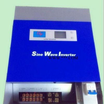 离网逆变器光伏风能正弦波逆变器48V/3000w 壁挂式