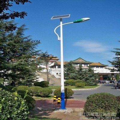 璀璨直销lLED太阳能路灯 新农村太阳能路灯 一体化太阳能路灯 美丽乡村太阳能路灯
