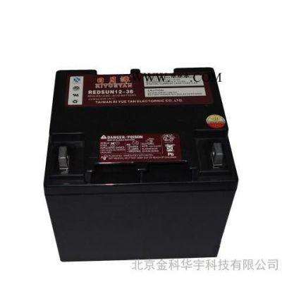 风能专用!原装日月潭蓄电池RS12-7.2现货供应!厂家促销!