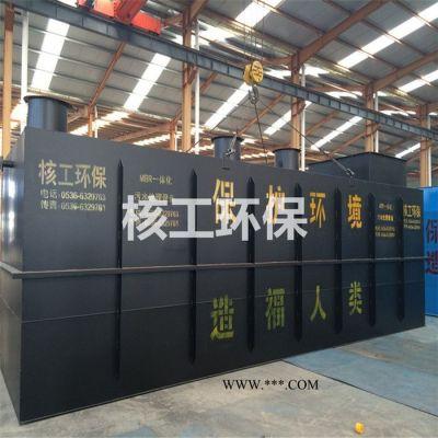 食品加工废水处理设备 生产丸子 肉制品 豆制品加工废水处理设备食品加工污水处理设备