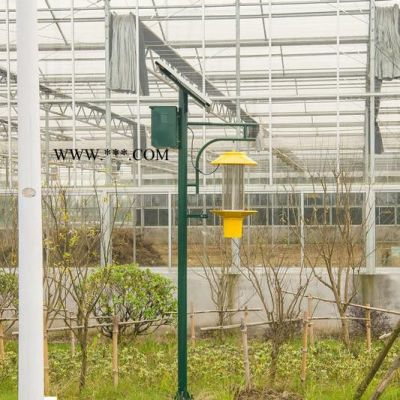 太阳能杀虫灯全国直销 大棚太阳能杀虫灯厂家