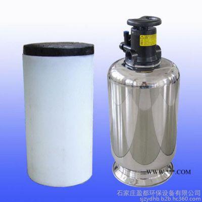 百色净水软化器 除水垢软水器 全自动反渗透纯水设备厂家