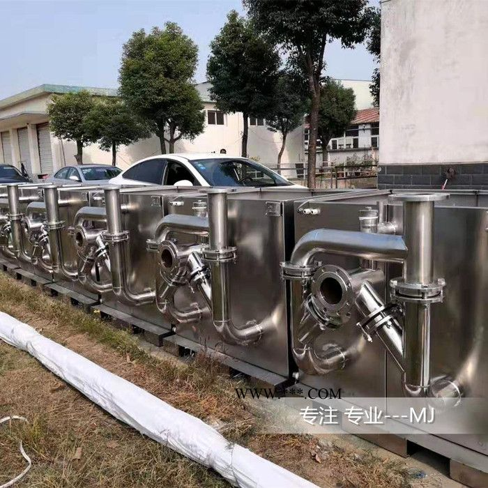 供应超市地下废水处理用一体化废水提升设备型号废水提升装置适用范围不锈钢污水提升装置批发价格